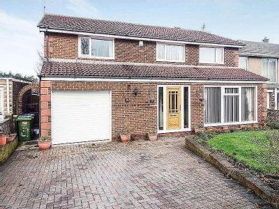 The Demesne, Ashington, Northumberland, NE63