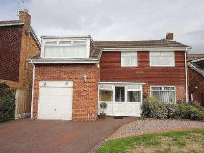 Lawns Avenue, Wirral, CH63 - Detached