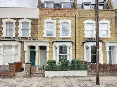 Aden Grove, London, N16 - Victorian