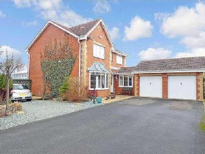 Carlow Drive, West Sleekburn, Choppington, Northumberland, NE62