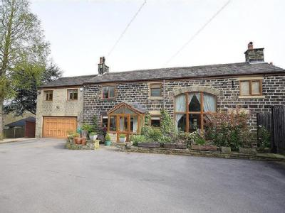 Jephcote Cottage, Old Mill Lane, Thurgoland, Sheffield, S35