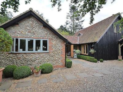 House for sale, Holt - Garden