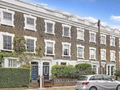 Countess Road, London NW5 - Victorian