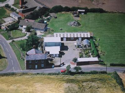 Farmhouse & Land With Planning Permission For Two 5 Bed Houses