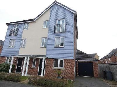 Fircrest Way, Wath-upon-dearne, Rotherham, South Yorkshire, S63