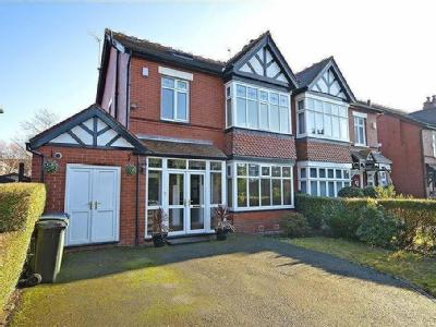 Frewland Avenue, Davenport, Stockport, Cheshire, Sk3