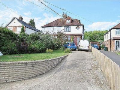 West Wycombe, 's Built Extended Four Bedroom Semi Detached House