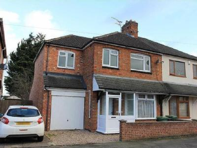 Waterloo Crescent, Wigston, Leicestershire