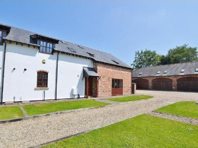 Cotton Hall Barns, Middlewich Road, Holmes Chapel