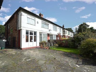 Cavendish Road, Salford, Greater Manchester, M7
