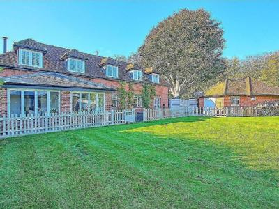 STABLE CONVERSION IN STUNNING LOCATION - HUNSDONBURY