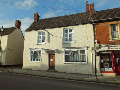 House for sale, Cricklade - Fireplace