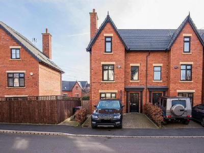 The Moorings, Worsley, Manchester, M28