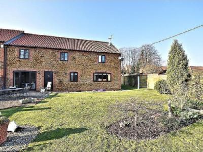 House for sale, Sedgeford - Fireplace