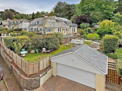 Broadlands, Shaldon - Garden