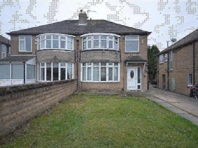 Carr Manor Road, Moortown, Leeds