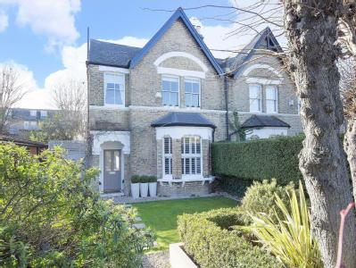 South Croxted Road, Dulwich SE21