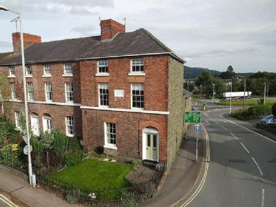 Salop Road, Welshpool, Powys - Listed