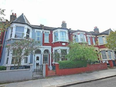Frobisher Road, London - Victorian