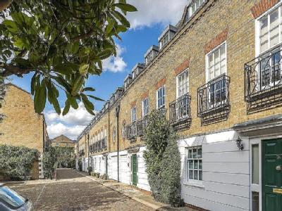 Farrier Walk, London, SW10 - Terraced