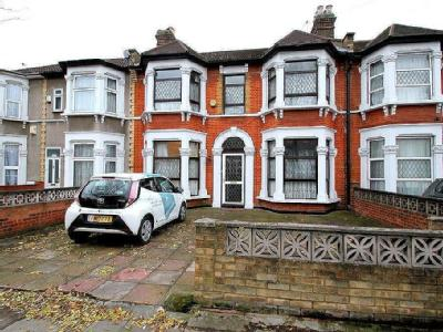 Northbrook Road, Ilford - Terraced