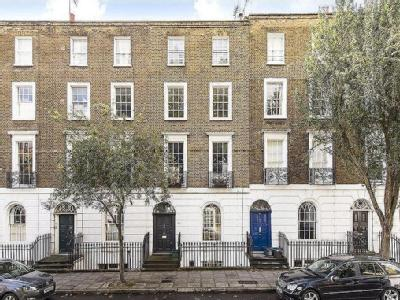 Barnsbury Street, London, N1 - Listed