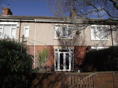 Langwell Crescent, Ashington, Four Bedroom Terraced House