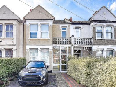 Graham Road, Mitcham CR4 - Terraced