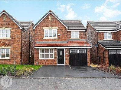 House for sale, Glamis Court - Garden