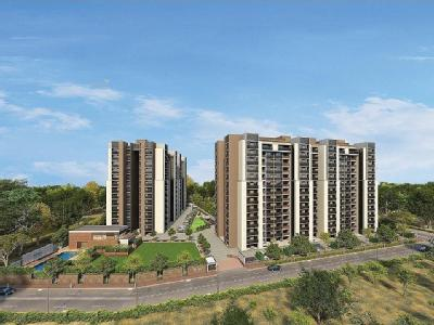 4 BHK Flat to let, Riviera Blues