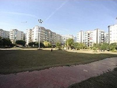 4 BHKFlat for sale, Towers - Balcony