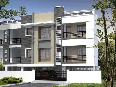 4 BHK House to rent, Project