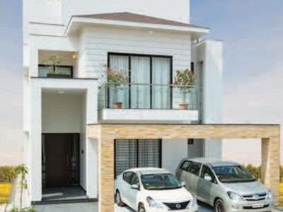 4 BHK House for sale, Luxus - Gym
