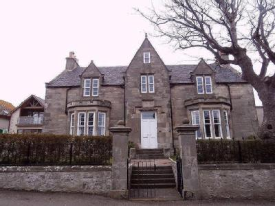High Street Lossiemouth Moray - House