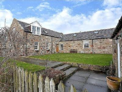 Coy Steading West - Double Bedroom