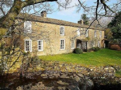 Mill Gill House Askrigg - Detached