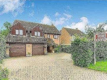 House for sale, Wood End Road