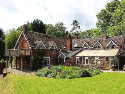 House for sale, Canon Frome - Listed