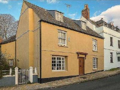 House for sale, Fore Street - Garden