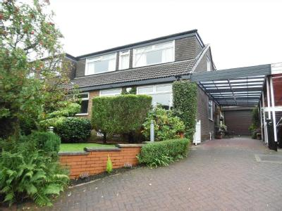 House for sale, Great Meadow - Garden