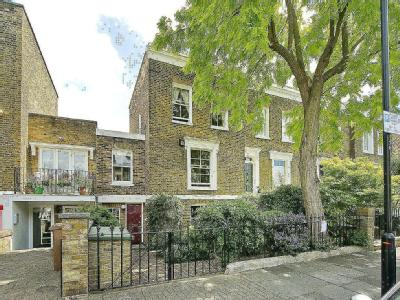 House for sale, Culford Road - Garden