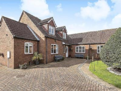 House for sale, Long Sutton - Modern