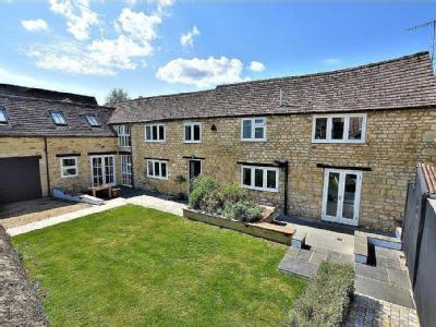 Gas Lane, Stamford - Double Bedroom