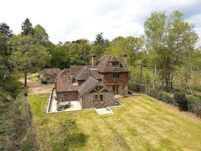 Guinea Common, Elstead, Godalming, Surrey, GU8