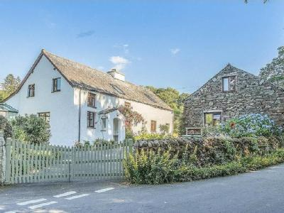 Mill Cottage & Barn, Broughton Mills, Broughton-in-Furness