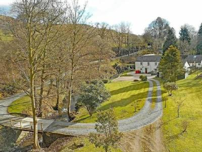 Brook Hollow Cottage And Barn Conversion, Newlands, Ulverston