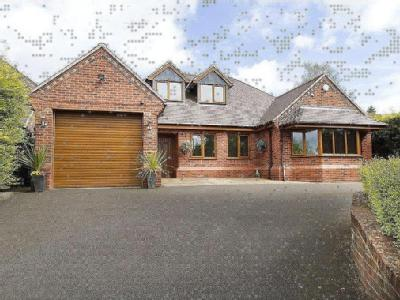 Hampton Grove, Kinver, Stourbridge, West Midlands, Dy7