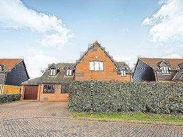 Whiteman Close, Langford, Biggleswade, Bedfordshire, SG18