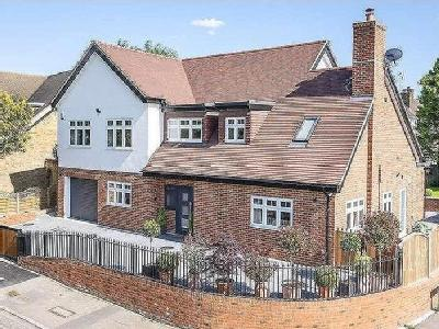 Wakehams Hill, Pinner, HA5 - Garden