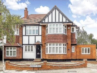 Audley Road, Ealing, W5 - Detached